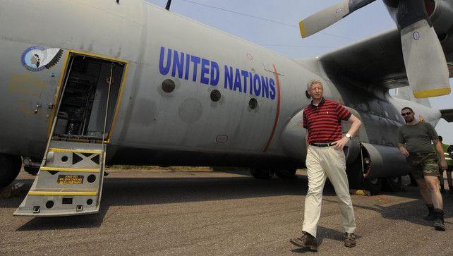 België bespaart op VN-missies | Wetstraat | De Morgen