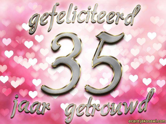 gefeliciteerd met jullie 35 jarig huwelijk 39 best trouwen images on Pinterest | Birthdays, Balloon topiary  gefeliciteerd met jullie 35 jarig huwelijk