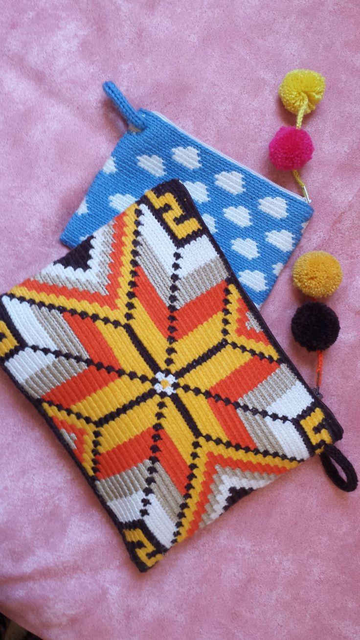 My creations Handmade cltuchs