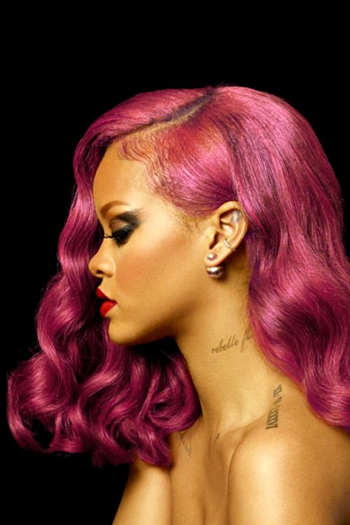 Pinterest Janiestory Hair Styles Rihanna Hairstyles