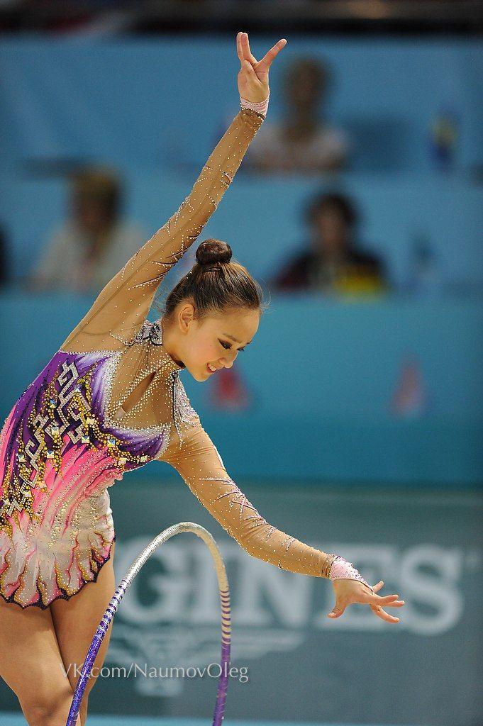 Yeon Jae Son, South Korea, World Championship 2013, #rhythmic_gymnastics, #rhythmicgymnastics