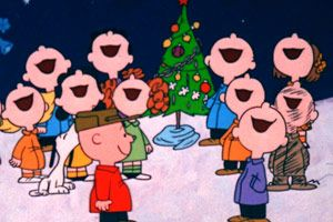 A Charlie Brown Christmas. Still love it as much now as I did as a kid. Watch it every year.