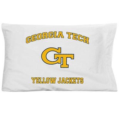 Georgia Tech Traditional Pillow Case