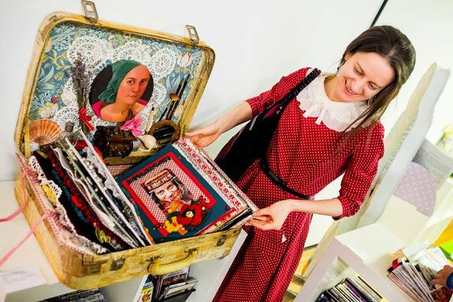 Arty Ilma blog <<Книга художника как творческий метод>> by Ilmira Bolotyan