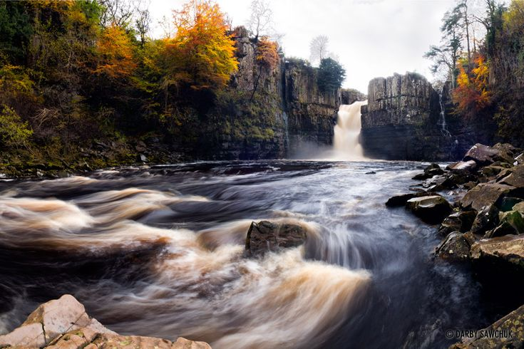 High Force, Teesdale ,County Durham, England