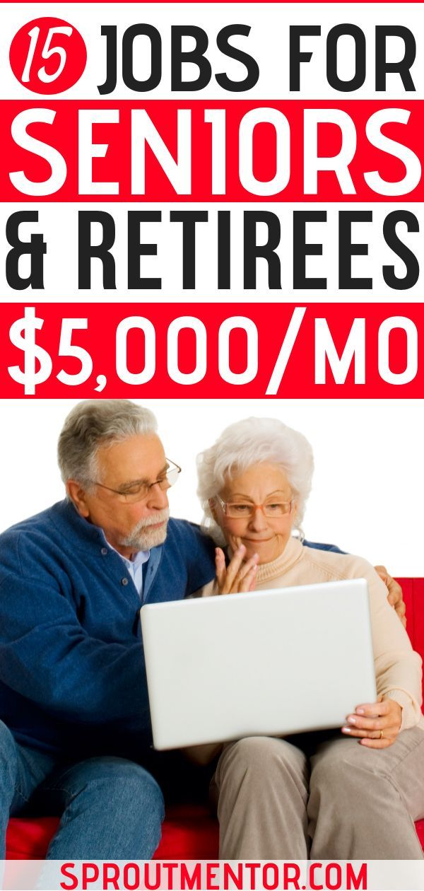 15 Of The Best Work From Home Jobs For Retirees & Seniors – Your Star Is Rising