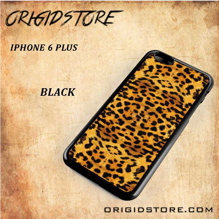 Leopard Pattern skin Black White Snap On Or 3D For Iphone 6 Plus