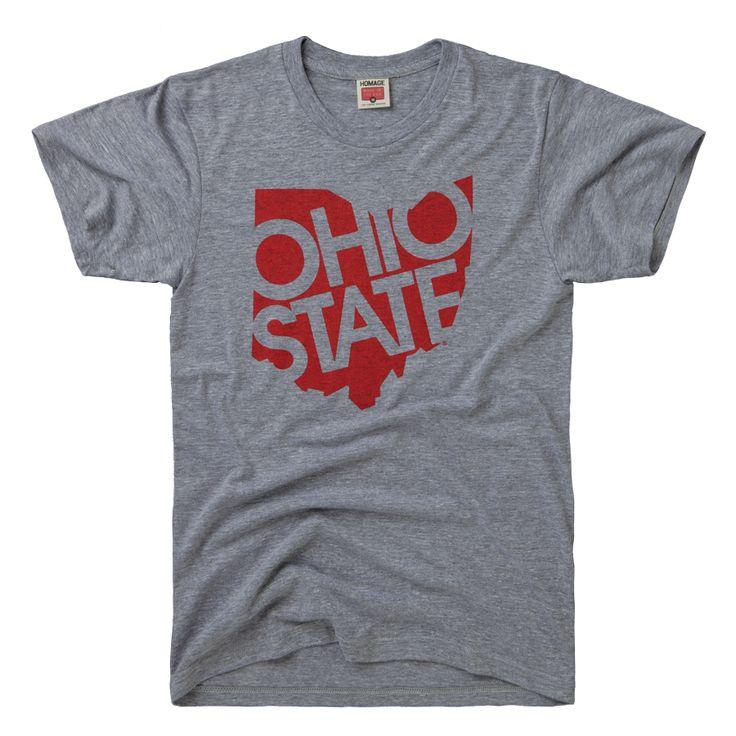 1980s Ohio State Buckeyes Retro T-Shirt #Buckeyes #OhioState #GoBucks