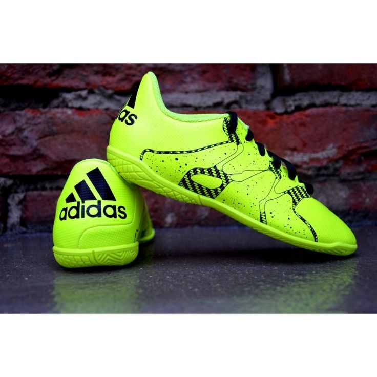 Adidas X 15.4 IN Junior B32938