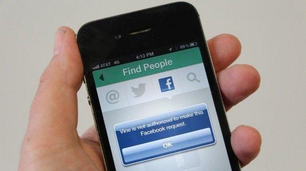 ONE: Facebook bloquea la aplicación de vídeos de Twitter