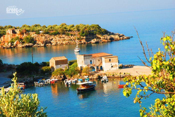 kardamyi greece - Google Search