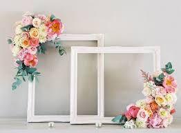 Resultado de imagen para marco de verano con flores png