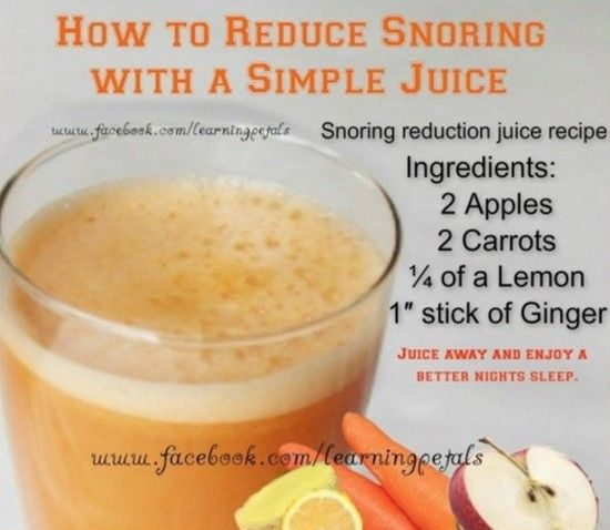 stop snoring fast best natural remedies