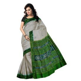 OSS5149: Best design handloom silk saree in odisha