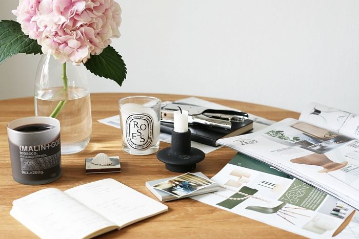 Home office. Sara K. | Trendi