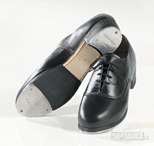 TA700 - Stepovacie topánky - Obuv - Stepovacia obuv - Stepovacie topánky - Pánske Pro Stepky - Stepovacia obuv - Stepovacie topánky Pánske profesionálne steperky - Materiál: kožený zvršok, podšívka a stielka, dvojitá kožená podrážka, drevený podpätok s koženým zakončením - SoDanca - 5kdance.sk