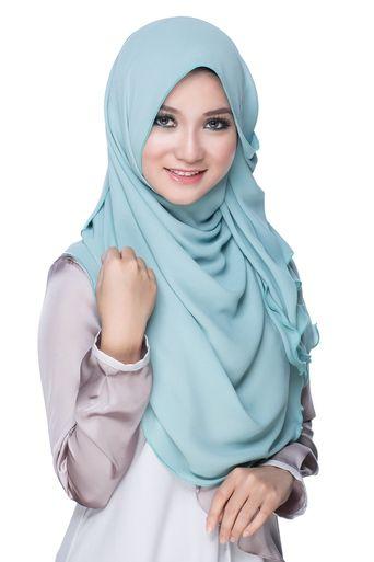 Bikaya Pastel Shawls and Scarves | ZARA Premium Halfmoon