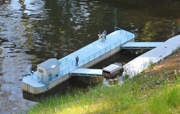Kolesový parník Šumava Dalších 59 modelů českých památek čeká v Parku Boheminium. Skvělé místo pro výlet!