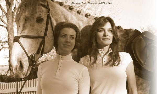 """Read our blog- """"Meet the Designers: Éce """"Equestrian Co."""