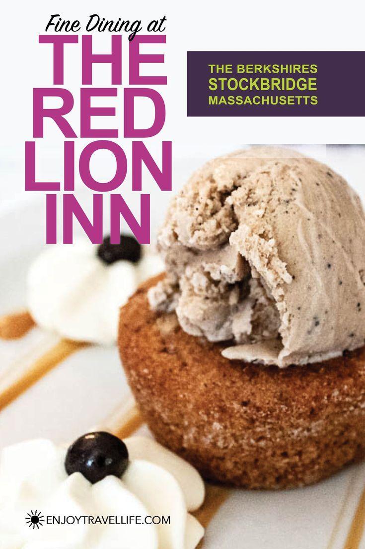 Red Lion Inn Restaurant Review Fine