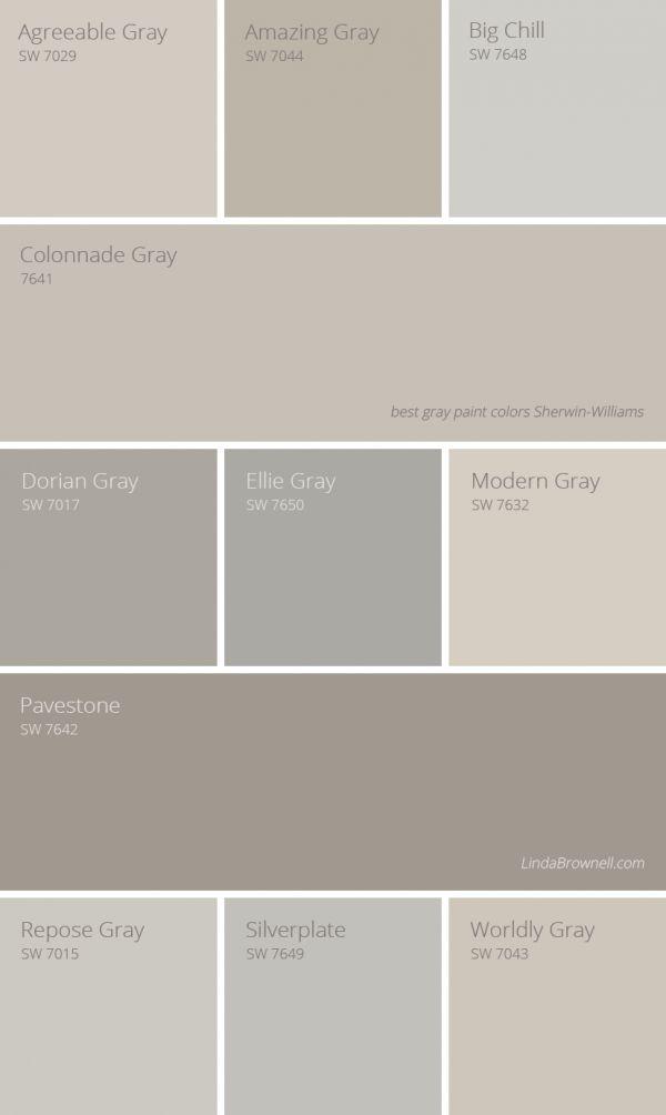 Best 25 Sherwin Williams Gray Paint Ideas On Pinterest