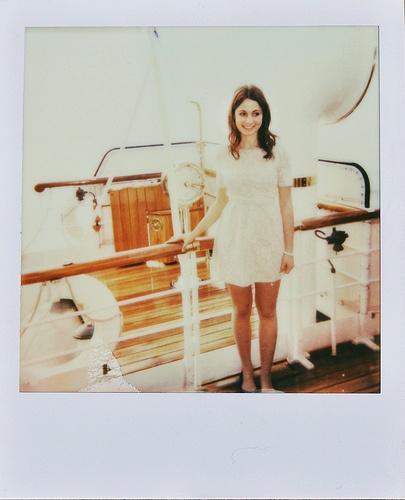 Schifffahrt Bodensee  #polaroid #film #summer #vintage