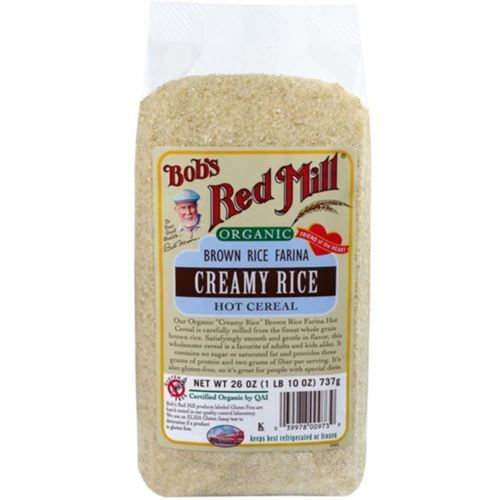 Cereals and Breakfast Foods 62717: Bob S Red Mill - Organic Brown Rice Farina Cereal ( 4 - 26 Oz): Organic Brown Ri -> BUY IT NOW ONLY: $35.68 on eBay!