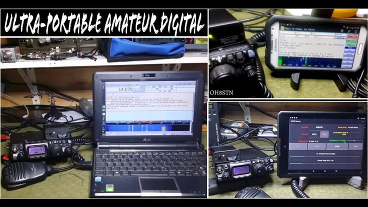 Getting Started with Ultra-Portable Amateur Digital Comms EP01