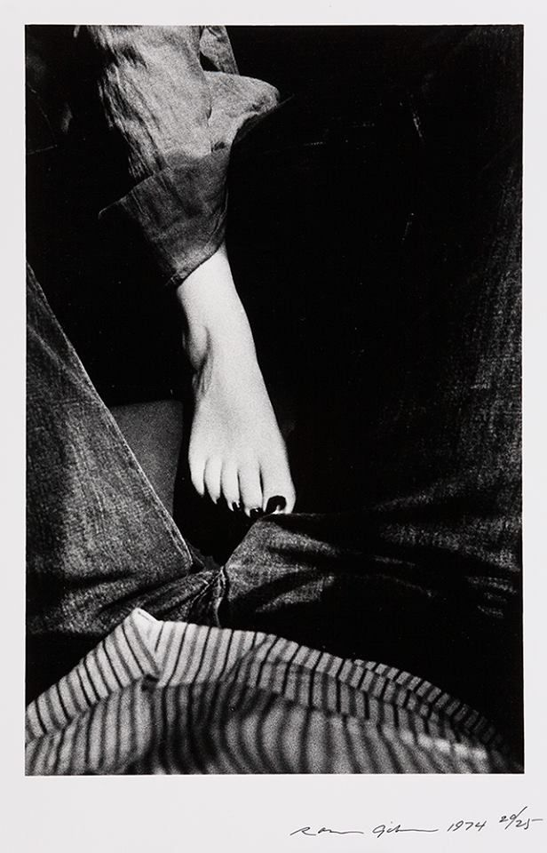 Ralph Gibson, 1974. David at www.mantranslated.com