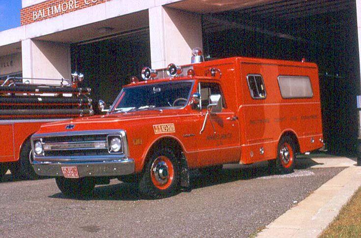 1970 Vw Bus >> Swab Apparatus | Ambulance | Pinterest