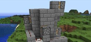 How to Build a Redstone Elevator in Minecraft