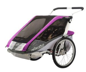 kinderfahrradanhaenger chariot cougar 2