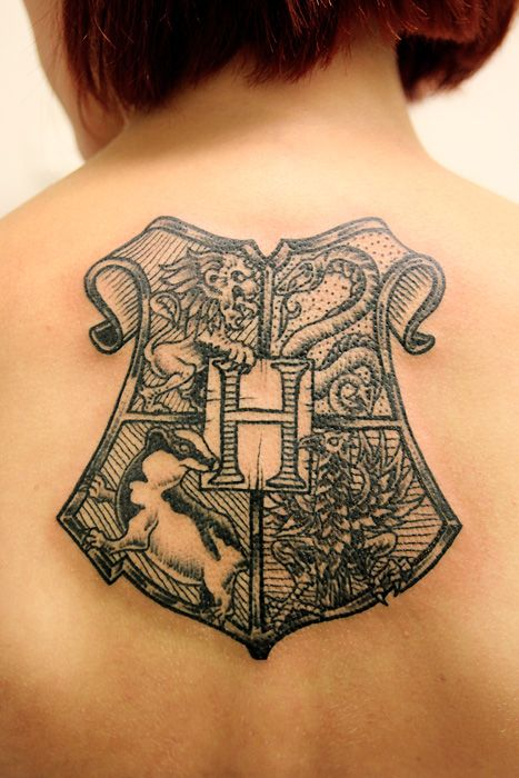Holy Chocolate Frogs! This tat would be a great Christmas present to mysefl right?  Ashlyn- Im kidding :)
