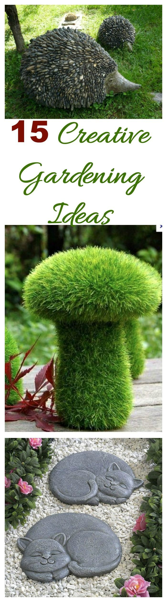 Gardening Ideas Creative Projects and Decor