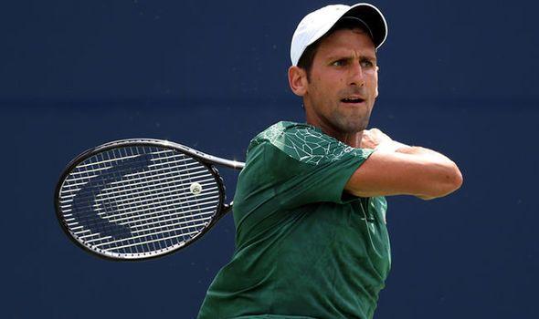 Novak Djokovic Sends Rafael Nadal And Roger Federer Warning Over Us Open