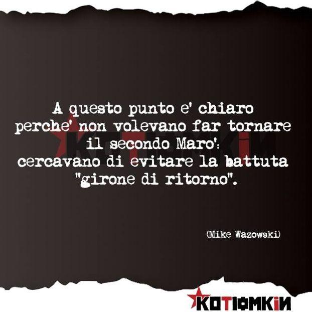 """Girone di ritorno"""