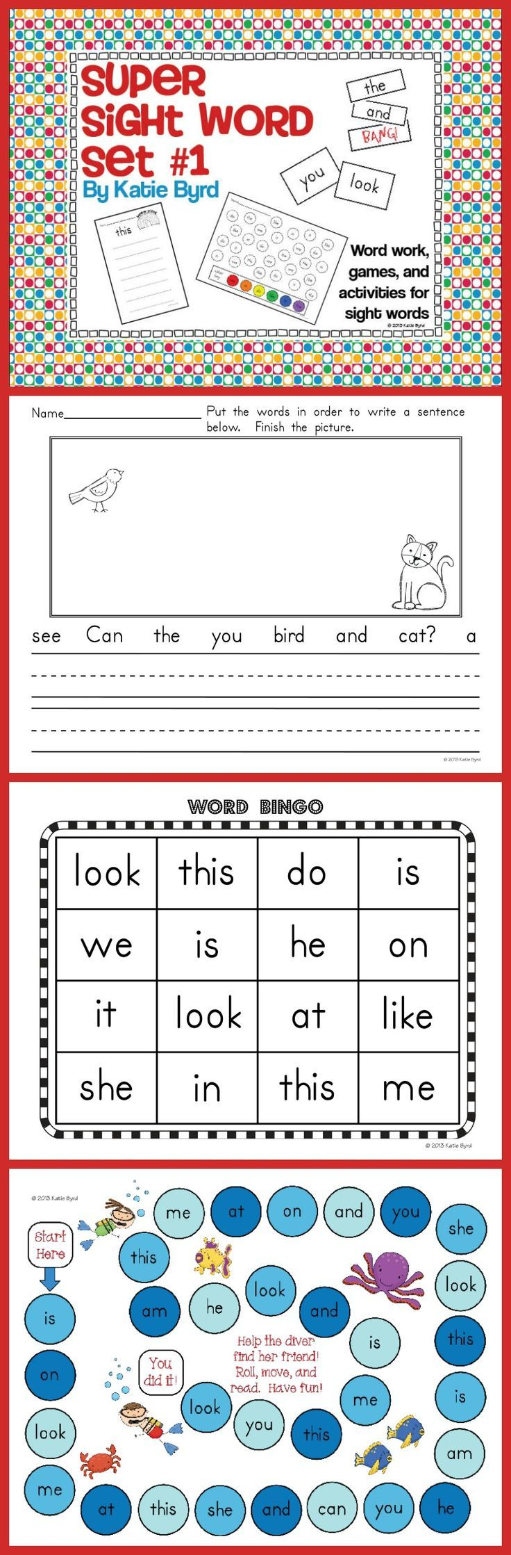 Worksheet Sight Word Program 17 best ideas about word program on pinterest kindergarten sight games words and reading