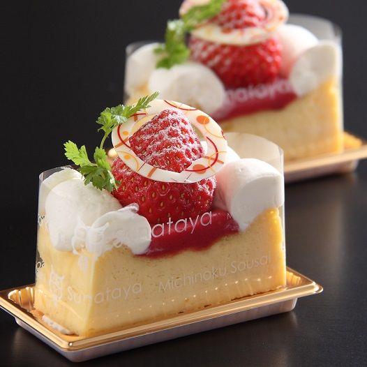魅惑のチーズケーキフェア「ミリアリア」