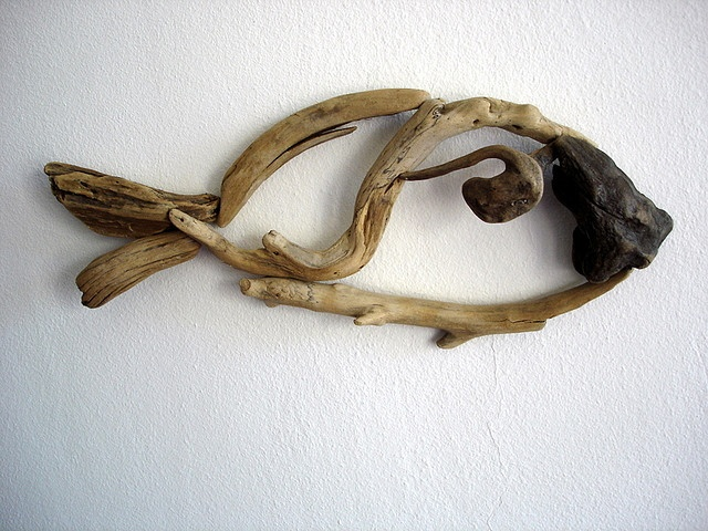 how to make sticks look like driftwood