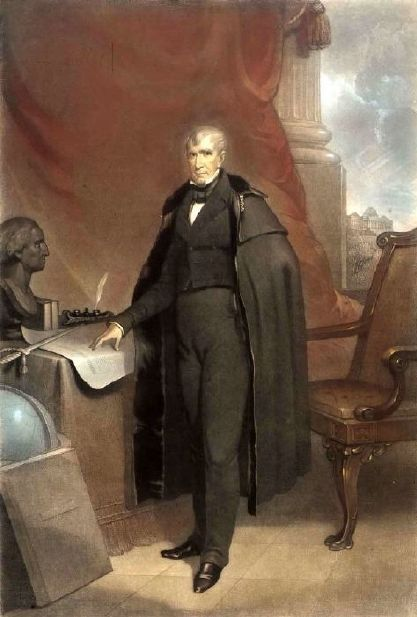 a biography of william henry harrison as the 9th president of the united states William henry harrison, 9th president of the united states, from the edited h2g2, the unconventional guide to life, the universe and everything.