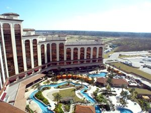 L'Auberge du Lac Casino Resort, Lake Charles, Louisiana