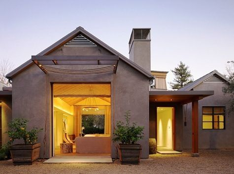 House Call: Water House Tower by Erin Martin in Napa : Remodelista