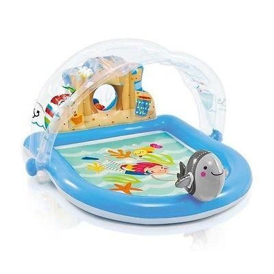 Babies, Kids, Toddlers, Infant Baby Pool Activity Play Center