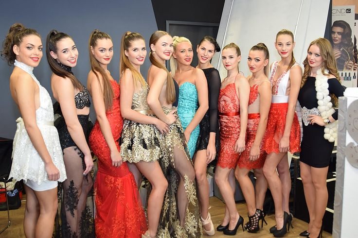 SZONJA DUDIK fashion show in MOSZI 2016