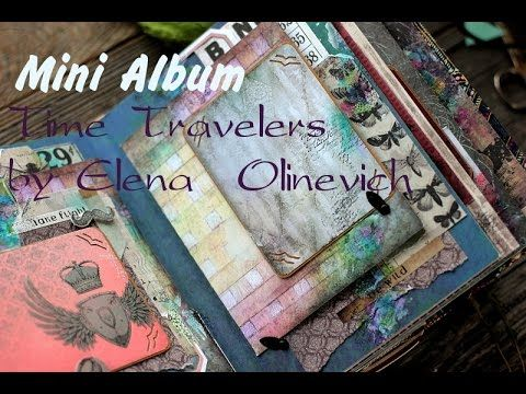 Time Travelers Mini Album - 7 Dots Studio