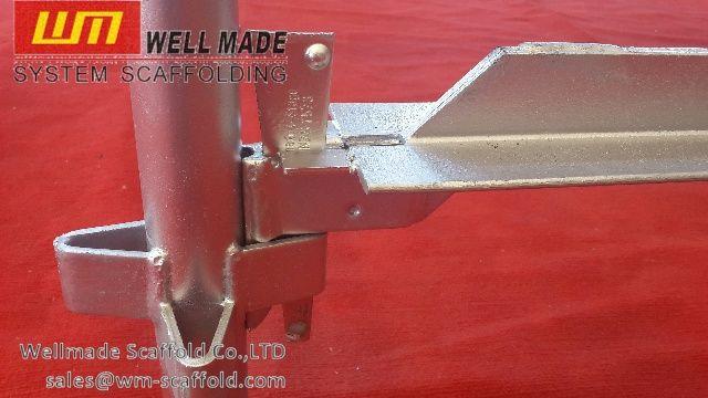 Formwork Scaffolding Materials: kwikstage scaffolding transom for kwikstage scaffo...
