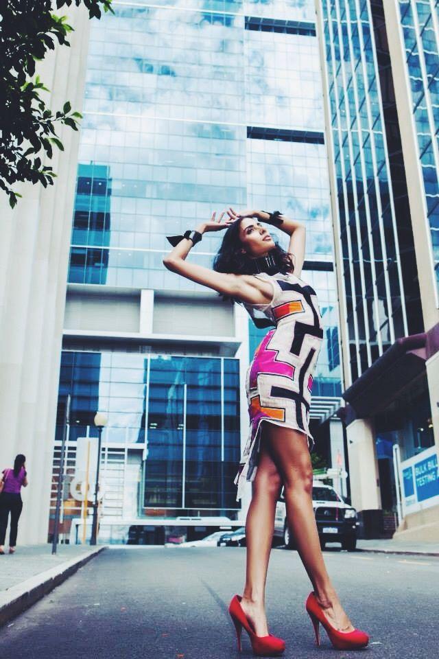 Hajena - Brido S/S14 Photographer - Jeremy Choh MUH - Janelle Han Model - Fiona Thomas Designer - Shalih  Stylist - Shahira Salih
