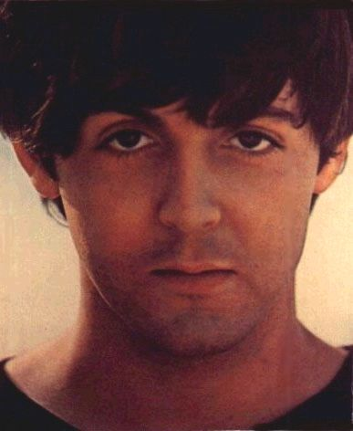 A young Paul McCartney, yes, I remember, he was always my favorite!