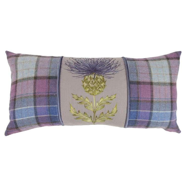 Voyage Maison Harris Pillow Juniper Cushion