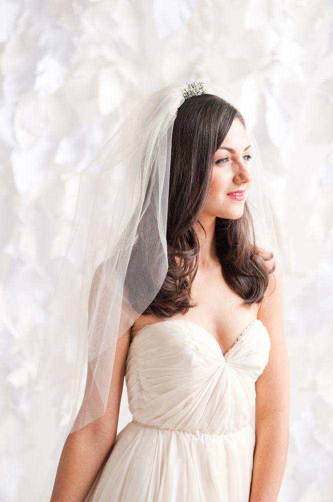 51 best Great Veil inspo images on Pinterest   Hochzeitskleider ...